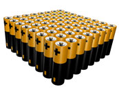 Alkalkine Batteries in bulk