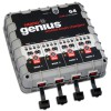 6/12V 1100mA 4 Bank Genius Battery Charger