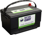 Commercial Truck, Bus & Coach Battery