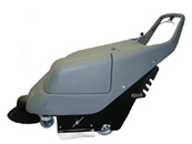 electric floor scrubber sweeper batteries