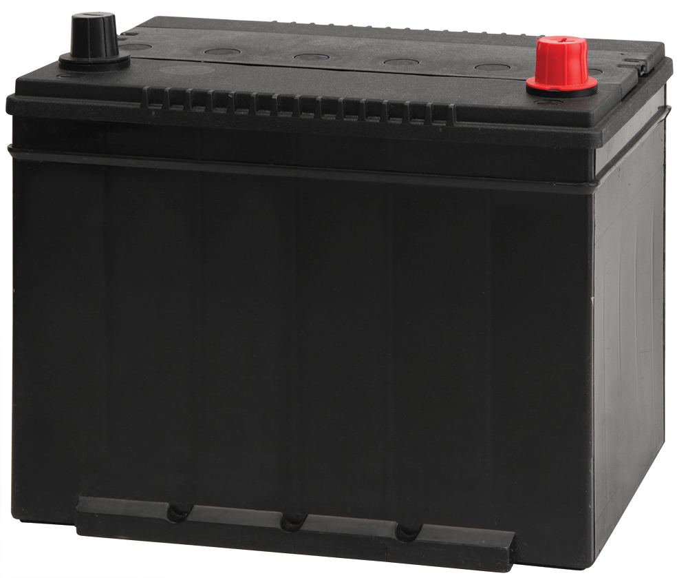 Group 124r 670 Cca Automotive Battery