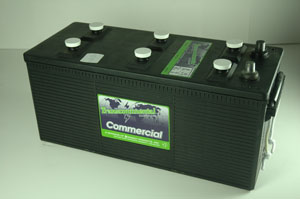 Truck Battery: Napa Commercial Truck Battery