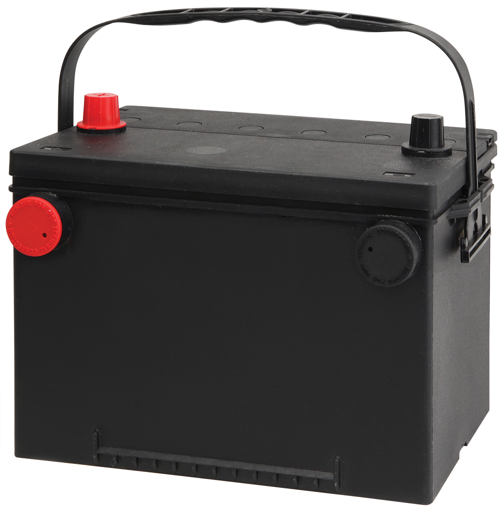 Battery For 1988 Land Rover Range Rover With A V8 3.5L