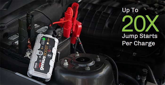 Genius Boost Lithium Jump Start
