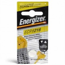 Energizer 1216 Lithium Coin Cell - 20: 5pc tear strips = 100 coin cell batteries