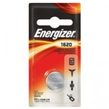 Energizer 1620 Lithium Coin Cell - 6: 1pks = 6 coin cell batteries