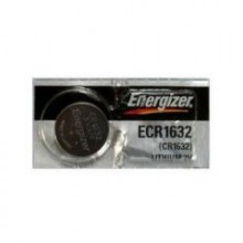 Energizer 1632 Lithium Coin Cell - 20: 5pc tear strips = 100 coin cell batteries