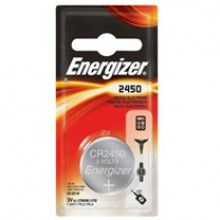 Energizer 2450 Lithium Coin Cell - 6: 1pks = 6 coin cell batteries