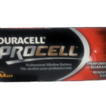 Procell AA Alkaline Battery - 6: AA 24Pks = 144 batteries