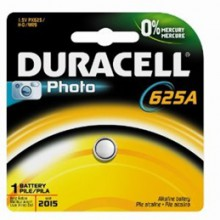 Duracell 625 Alkaline Battery - 6: 625 1pks = 6 batteries